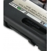 Motorola Defy MB525 / Defy Plus Aluminum Metal Case (Black) handmade leather case by PDair