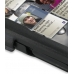 Motorola Defy MB525 / Defy Plus Aluminum Metal Case (Black) genuine leather case by PDair