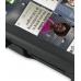 Motorola Defy MB525 / Defy Plus Aluminum Metal Case (Black) top quality leather case by PDair