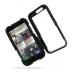 Motorola Defy MB525 / Defy Plus Aluminum Metal Case (Black) offers worldwide free shipping by PDair