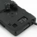 Motorola Droid Razr Maxx HD Aluminum Metal Case (Black) protective carrying case by PDair