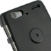 Motorola Droid Razr Maxx Aluminum Metal Case (Black) protective carrying case by PDair