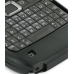 Nokia E71 Aluminum Metal Case (Black) genuine leather case by PDair