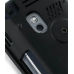 Palm Treo 755p 750v Aluminum Metal Case (Black) protective carrying case by PDair