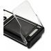 Sharp W-ZERO3 WS007SH Aluminum Metal Case (Black) genuine leather case by PDair