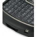 Samsung Jack SGH-i637 Aluminum Metal Case (Black) custom degsined carrying case by PDair