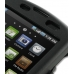 Samsung Epic 4G Galaxy S Aluminum Metal Case (Black) handmade leather case by PDair