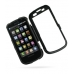 Samsung Epic 4G Galaxy S Aluminum Metal Case (Black) offers worldwide free shipping by PDair