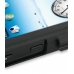 Samsung i7500 Galaxy Aluminum Metal Case (Black) handmade leather case by PDair