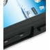 Samsung i7500 Galaxy Aluminum Metal Case (Black) top quality leather case by PDair
