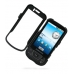 Samsung i7500 Galaxy Aluminum Metal Case (Black) offers worldwide free shipping by PDair