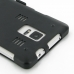 Samsung Galaxy Note 4 Aluminum Metal Case (Black) protective carrying case by PDair