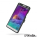 Samsung Galaxy Note 4 Aluminum Metal Case (Black) best cellphone case by PDair