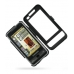 Samsung Omnia i908 i900 Aluminum Metal Case (Black) offers worldwide free shipping by PDair