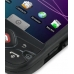 Samsung i5700 Galaxy Spica Aluminum Metal Case (Black) top quality leather case by PDair