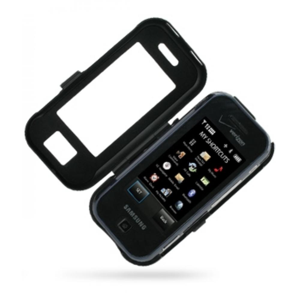 Samsung Glyde U940 Aluminum Metal Case (Black) :: PDair 10 ... Samsung Glyde Cases