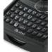 Samsung Blackjack II SGH-i617 Aluminum Metal Case (Black) genuine leather case by PDair