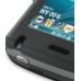Samsung Blackjack II SGH-i617 Aluminum Metal Case (Black) top quality leather case by PDair