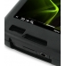 Samsung i8000 Omnia II Aluminum Metal Case Ver.2 (Black) genuine leather case by PDair