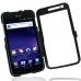 Samsung Galaxy S2 Skyrocket Aluminum Metal Case (Black) custom degsined carrying case by PDair