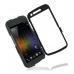 Samsung Galaxy Nexus Aluminum Metal Case (Black) custom degsined carrying case by PDair