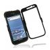 Samsung Galaxy S2 T989 Aluminum Metal Case (Black) custom degsined carrying case by PDair