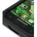 Samsung Vibrant Galaxy S Aluminum Metal Case (Black) custom degsined carrying case by PDair