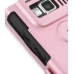Samsung SGH-i600 / SGH-i608 Aluminum Metal Case (Pink) handmade leather case by PDair