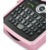 Samsung SGH-i600 / SGH-i608 Aluminum Metal Case (Pink) custom degsined carrying case by PDair