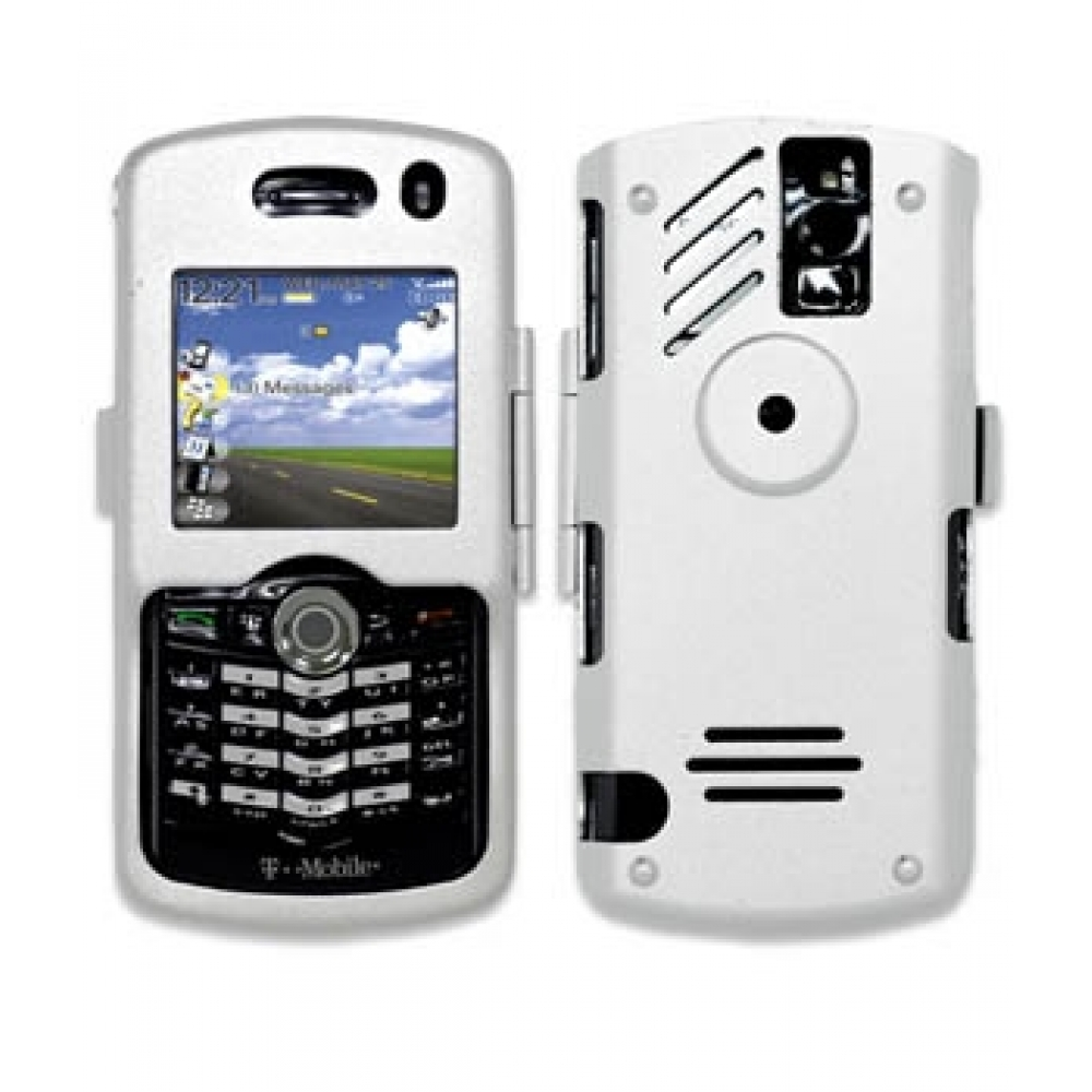 Blackberry pearl 8100 mobile phones images blackberry pearl 8100 -  Blackberry Pearl 8100 Aluminum Metal Case Silver Protective Carrying Case By Pdair