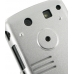 BlackBerry Torch 9810 Aluminum Metal Case (Silver) protective carrying case by PDair
