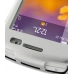 BlackBerry Torch 9810 Aluminum Metal Case (Silver) handmade leather case by PDair