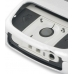 Sidekick ID Aluminum Metal Case (Silver) genuine leather case by PDair