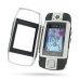 Sidekick ID Aluminum Metal Case (Silver) custom degsined carrying case by PDair