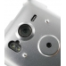 HTC Inspire 4G Aluminum Metal Case (Silver) protective carrying case by PDair