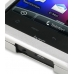 HTC Inspire 4G Aluminum Metal Case (Silver) top quality leather case by PDair