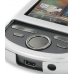 HTC Tattoo Aluminum Metal Case (Silver) genuine leather case by PDair