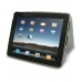 iPad 3G Aluminum Metal Case (Silver) top quality leather case by PDair