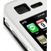 iPhone 3G 3Gs Aluminum Metal Case (Silver) top quality leather case by PDair