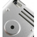 iPod Touch 4th Aluminum Metal Case (Silver) protective carrying case by PDair