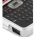 Motorola Q9m Q9c with Extended Battery Aluminum Metal Case (Silver) custom degsined carrying case by PDair