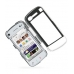 Nokia N97 Aluminum Metal Case (Silver) offers worldwide free shipping by PDair