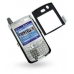 Palm Treo 700p 700w Aluminum Metal Case Ver.2 (Silver) top quality leather case by PDair