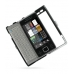 Sony Ericsson Xperia X2 Aluminum Metal Case (Silver) custom degsined carrying case by PDair