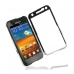 Samsung Galaxy S2 Epic Aluminum Metal Case (Silver) custom degsined carrying case by PDair
