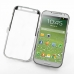 Samsung Galaxy S4 Aluminum Metal Case (Silver) custom degsined carrying case by PDair