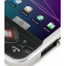 Samsung i5700 Galaxy Spica Aluminum Metal Case (Silver) genuine leather case by PDair