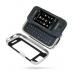 Samsung Glyde U940 Aluminum Metal Case (Silver) custom degsined carrying case by PDair