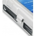 Samsung SCH-i730 Aluminum Metal Case (Silver) handmade leather case by PDair