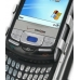 Samsung SCH-i730 Aluminum Metal Case (Silver) genuine leather case by PDair